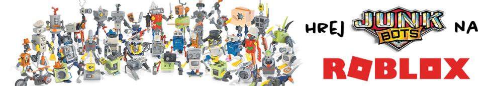 Junkbots roboti