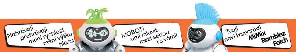 MoBots roboti